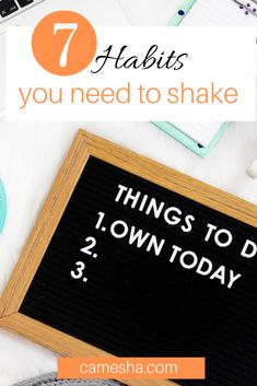 Perfectionism, going with the flow and other things that can spell disaster. Some habits you just need to shake. I found seven. You have some to add? 7 Habits You Need to Shake Iyanla Vanzant, Silly Me, Something To Remember, Mummy Bloggers, Best Blogs, The Hard Way, 7 Habits, Girl Blog, Black Girls