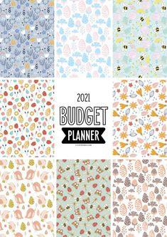 Monthly Budget Printable, Budget Planner Template, Monthly Budget Planner, Free Printable Calendar, Printable Planner, Free Printables, Sticker Organization, Home Binder, Teacher Planner
