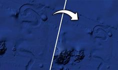 A MASSIVE circular structure has been spotted slowly crawling across the Pacific sea floor 3000 feet below the surface.