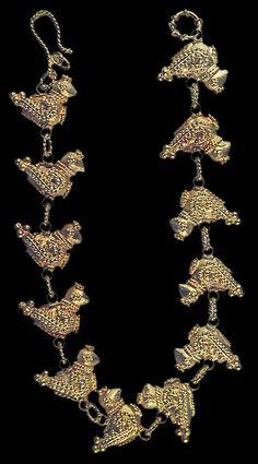 Sadigh Gallery's Persian Gold Bracelet