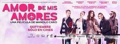 """Presentan trailer de """"Amor de mis amores"""", dirigida por Manolo Caro #cine #movies #cinemexicano #CMX #DF #cinema #cinemusicmexico #peliculas #peliculasmexicanas"""