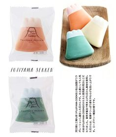 Fujiyama Sekken I found more of these. What is it soap #packaging PD