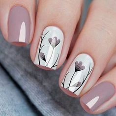 Spring gel nails are beautiful and elegant. They are suitable for many sets, especially for the spring looks. Spring gel nails are beautiful and elegant.[Read the Rest] → # nails spring Gorgeous Gel Nail Designs for Spring 2020 Cute Spring Nails, Spring Nail Art, Nail Designs Spring, Nail Art Designs, Nails Design, Pedicure Designs, Spring Design, Fall Nails, Nail Designs Floral