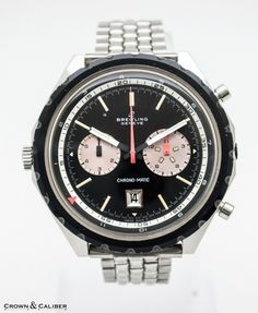 New Grail Watch: Breitling Co-Pilote 7651 Chrono-Matic - http://grail-watch.com/2014/02/19/breitling-co-pilote-7651-chrono-matic/