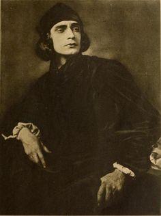 Conrad Veidt as Cesare Borgia from Shadowland (Mar-Aug 1923) He's hot when he dresses up Italian style!  --dvosquid