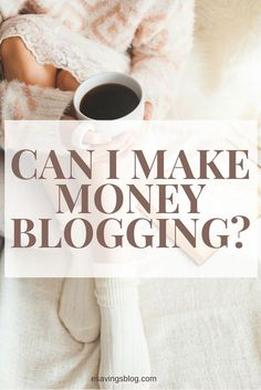 The Ultimate Pinterest Party, Week 136 Can you actually make money with your blog? I use to wonder this all the time until I started to make money with my blog. Check out The top tips on how to start to make money with your blog.