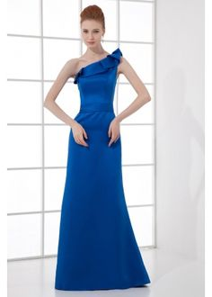 One Shoulder Satin Sheath Evening Dress with Ruffled Neckline Brands:TOSCANew Product:YESFreeship:YESModel Name:LinaTailoring Time DaysTailoring Time (Rush DaysSilhouette:Sheath/ColumnNeckline:AsymmetricalShoulder Strap:One… Bridesmaid Dresses 2014, Bridal Party Dresses, Homecoming Dresses, Modest Formal Dresses, Strapless Dress Formal, Orange Evening Dresses, Little Dresses, Flower Girl Dresses, Cheap Dresses Online