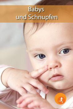 Schnupfen ist bei Babys und Kleinkindern die häufigste Krankheit. Die Krankheitserscheinungen treten vermehrt in der kalten Jahreszeit auf. Bei Erwachsenen ist ein Schnupfen meist harmlos, bei Babys und Kleinkindern ist er jedoch eine ernst zunehmende Krankheit. Babys, Children, Face, Kids, Babies, Young Children, Boys, Baby, The Face