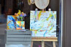 Vino & van Gogh Greenville SC - #art