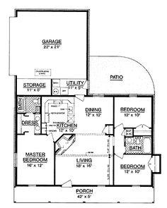 125 best houseplans 3 bedroom images house floor plans home rh pinterest com