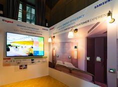Legrand și Samsung lansează o soluție pentru camere de hotel inteligente Samsung, Hospitality, Guest Room, Dubai, Flat Screen, Management, Industrial, Romania, Money