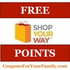 Hurry FREE $10 in points with 2 different $5 Shop Your Way offers May 20!  : #CouponCode, #Coupons, #Kmart, #NationalStores, #Sears, #StoreCoupons, #Stores Check it out here!!
