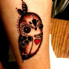 more owl