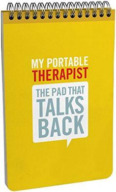 Knock Knock Portable Spiral Memo Pad, Therapist Personali... https://www.amazon.com/dp/B00YGLNK9M/ref=cm_sw_r_pi_dp_x_quxYzbVHHXAYD