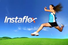 Make friends with Instaflex on this site.