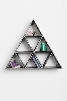 Geo Triangle Shelf