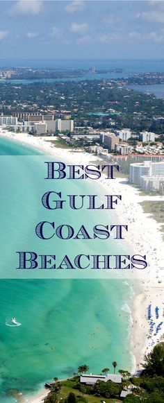 The majestic Gulf Coast waters lap the shores of seven U.S. states: Texas, Louisiana, Mississippi, Alabama, and Florida. Spanning hundreds of miles and welcoming millions of tourists each year, it's not hard to find a sandy place to soak up sun, but, we've narrowed it down to the best Gulf Coast beaches.
