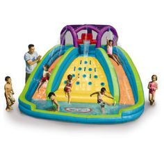 Rocky Mountain River Race from #littletikes -