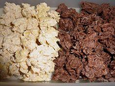 Schoko - Crossies, ein schmackhaftes Rezept aus der Kategorie Kekse & Plätzchen. Bewertungen: 36. Durchschnitt: Ø 4,0.