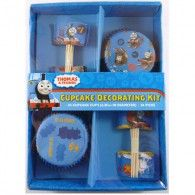 Cupcake Decorating Kit $11.95 A069391 Wholesale Party Supplies, Kids Party Supplies, Wedding Balloons, Birthday Balloons, Balloon Decorations, Baby Shower Decorations, Thomas Cupcakes, Party Warehouse, Wholesale Balloons