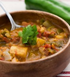 New Mexico Green Chile Stew Mexican Cooking, Mexican Food Recipes, Cajun Recipes, Green Chile Stew, Green Chili Recipes, Pork Stew, Mexico Food, American Dishes, Slow Cooker Soup