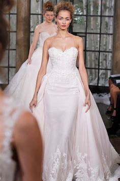 BARCELONA – Ines Di Santo Fall 2015 Collection. www.theweddingnotebook.com