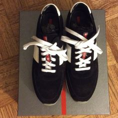 Authentic Prada Sneakers Gucci Shoes Sneakers f961ae33398