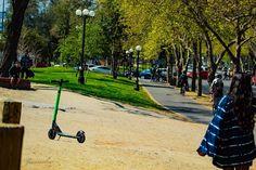 #fotonovato #fotoamateurchile #frio #urbano #verde #parque #chile #ciclovias Chile, Cold, Park, Urban, Green, Chili, Chilis