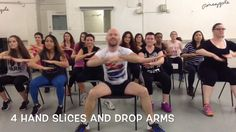 Can't Stop The Feeling - Justin Timberlake - Wheelchair Dance Fitness - ...