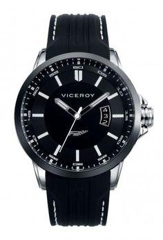 7e60f03d6452 Reloj de la marca Viceroy. Colección del piloto español de Fórmula 1