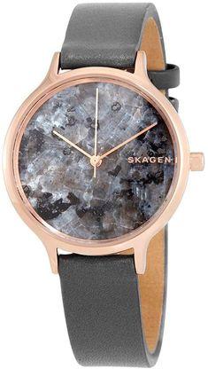 Skagen Anita Grey Dial Ladies Watch
