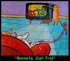 Remote Cat-trol