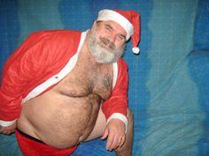 Naughty Santa, I Really Love You, Christmas And New Year, Daddy, Cute, Photography, Men, Photograph, Kawaii