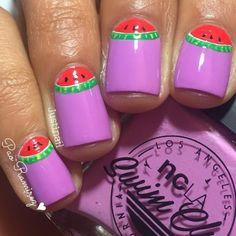 19 Fun & Easy Nail Designs for Short Nails | Divine Caroline