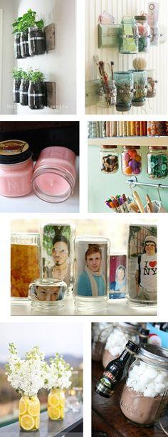 Beautiful Jar Crafts