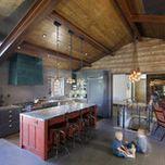 Telluride Houses - contemporary - kitchen - denver - TruLinea Architects Inc.