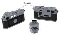Leica M3 16GB USB Flash Drive $45.99