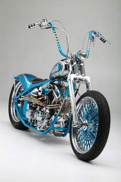 blue #motorcycle #motorbike