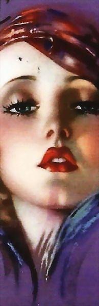 Rolf Armstrong, Estilo Pin Up, Halloween Face Makeup, Lady