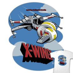 X-Wing Is Now Under The Control Of Ted Striker