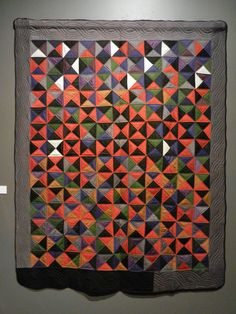 Antique and Modern Amish Quilts at San Jose Museum of Quilts and Textiles Amische Quilts, Sampler Quilts, Antique Quilts, Vintage Quilts, San Jose, Lancaster, Amish Quilt Patterns, Amish Dolls, Civil War Quilts