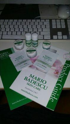 Samples from Mario badescu