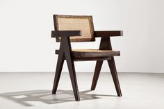 0a chair a day {PIERRE JEANNERET} by PeepMyStyles.com
