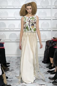The Best Runway Looks From Haute Couture Spring 2016 - Haute Couture Week Spring 2016 / Shiaparelli