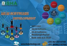 Isha technology develop secure, reliable, user friendly and Web Based MLM Software. Call 9215010700 now book your software. Design Development, Software Development, Hierarchical Structure, Marketing Software, Multi Level Marketing, Life Cycles, Web Design, Coding, Technology