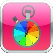 """Wait Timer – Social Story and Visual Timer Tool ($2.99)  - color-coded visual timer that shows the time ticking away.   ★ Settings to easily change the """"wait"""" time.   ★ Social story that talks about waiting and waiting strategies.   ★ Wait time is the time of the whole clock (full circle), so users can always clearly see time remaining.   ★ Helps students with transitions between tasks.  ★ Timer does not re-set if device """"goes to sleep.""""  ★ Set the timer to as little as one second"""