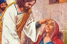 DIOS ME HABLA HOY: Marcos 1, 29-39 Se acercó y, tomándola de la mano, la levantó. La fiebre la dejó y ella se puso a servirles. http://es.catholic.net/op/articulos/12111/curacin-de-la-suegra-de-pedro.html