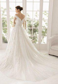 Aire Barcelona AZZARO Wedding Dress - The Knot
