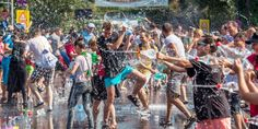| Bataia cu Apa - Delivering Life (Soseaua Kiseleff, Bucuresti 2014) | Times Square, Aqua, Wrestling, Box, Events, Life, Atelier, Lucha Libre, Water