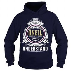 Awesome Tee  oneilIts an oneil Thing You Wouldnt Understand  T Shirt Hoodie Hoodies YearName Birthday T shirts